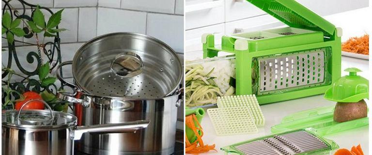 Naczynia i akcesoria kuchenne, które posłużą na lata. Kupisz je z rabatem