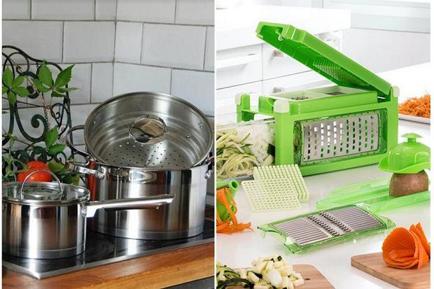 Garnki i akcesoria kuchenne, które posłużą na lata. Kupisz je z rabatem