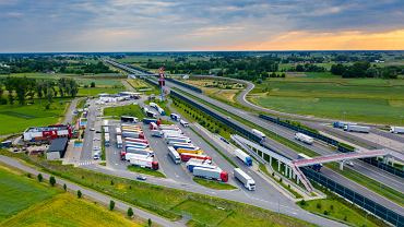 MOP na A2 - Miejsce Obsługi Podróżnych