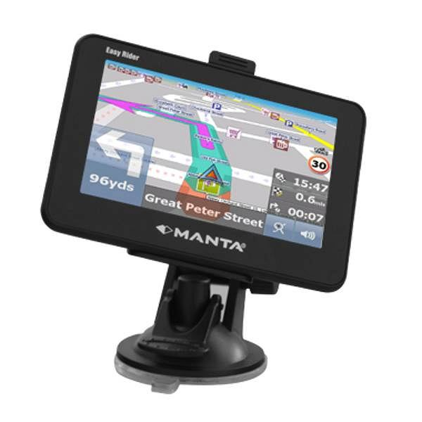 Manta GPS460 Europa