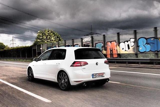 Volkswagen Golf GTI HG Motorsport