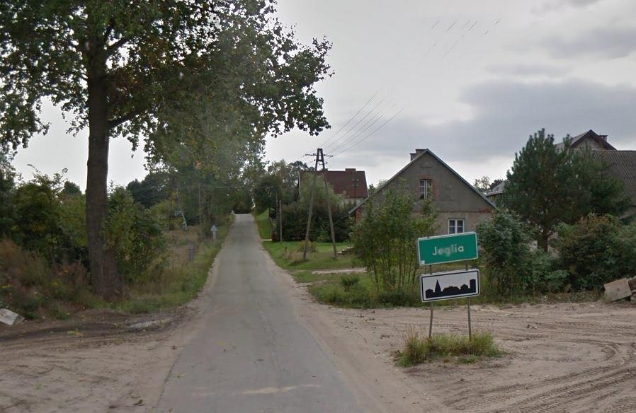 Wieś Jeglia