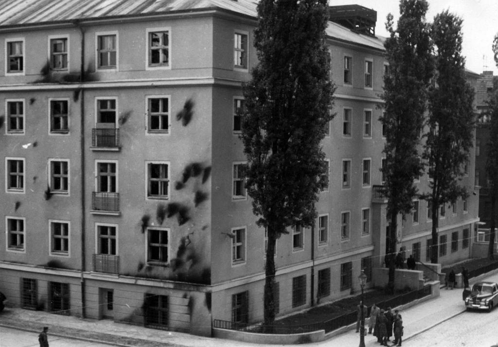 Czerwiec 1956. Urząd Bezpieczeństwa przy Kochanowskiego w Poznaniu