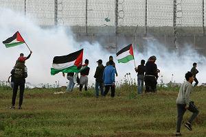 Strefa Gazy: Izrael otworzył ogień, zginęły dwie osoby