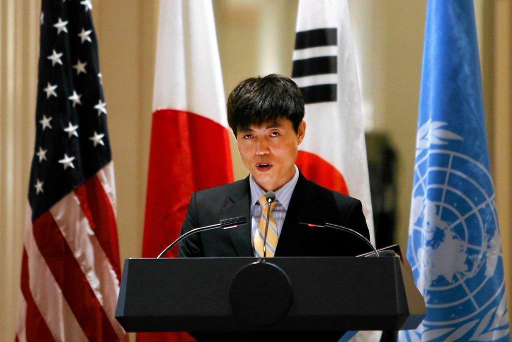Shin Dong-hyuk - uciekinier z reżimu Korei Północnej - zmienił zeznania i ukrył się przed światem