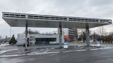 Ruda Śląska. Mężczyzna wpadł do zbiornika z paliwem / Zdjęcie ilustracyjne