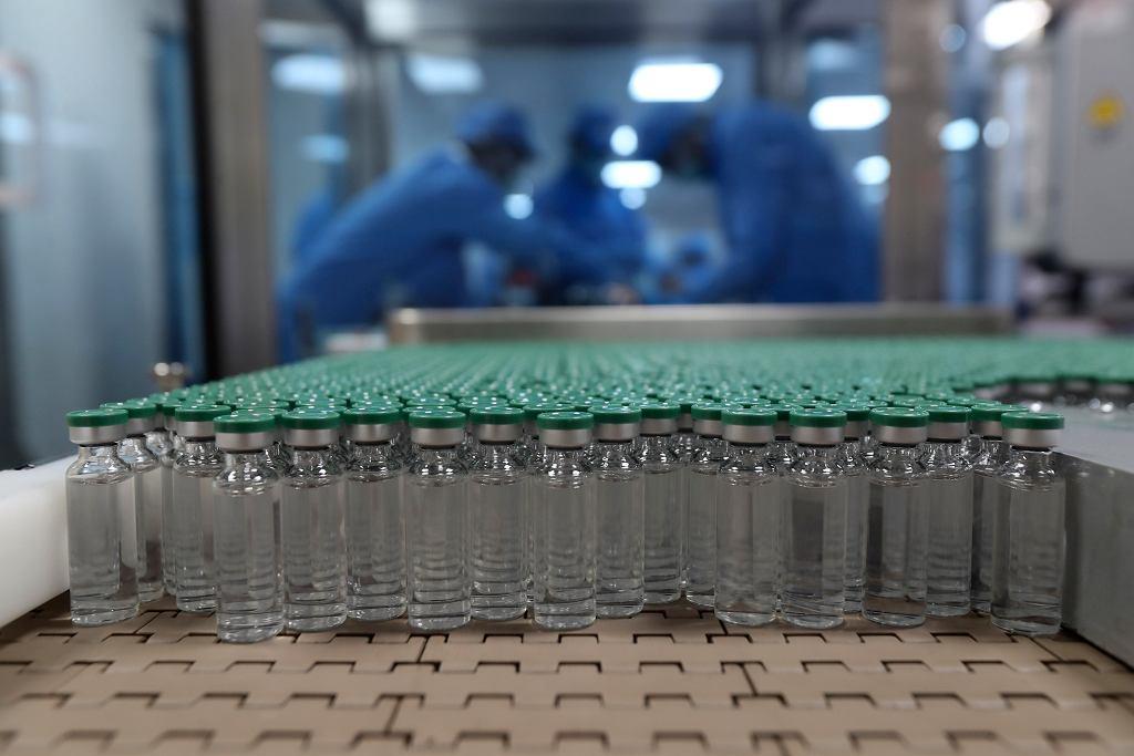 Szczepionka/zdjęcie ilustracyjne