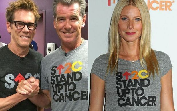 Kevin Bacon i Pierce Brosnan, Gwynet Paltrow