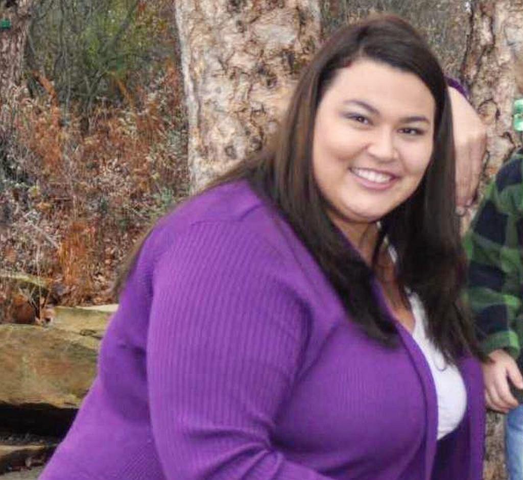 Erica Lugo - nadwaga