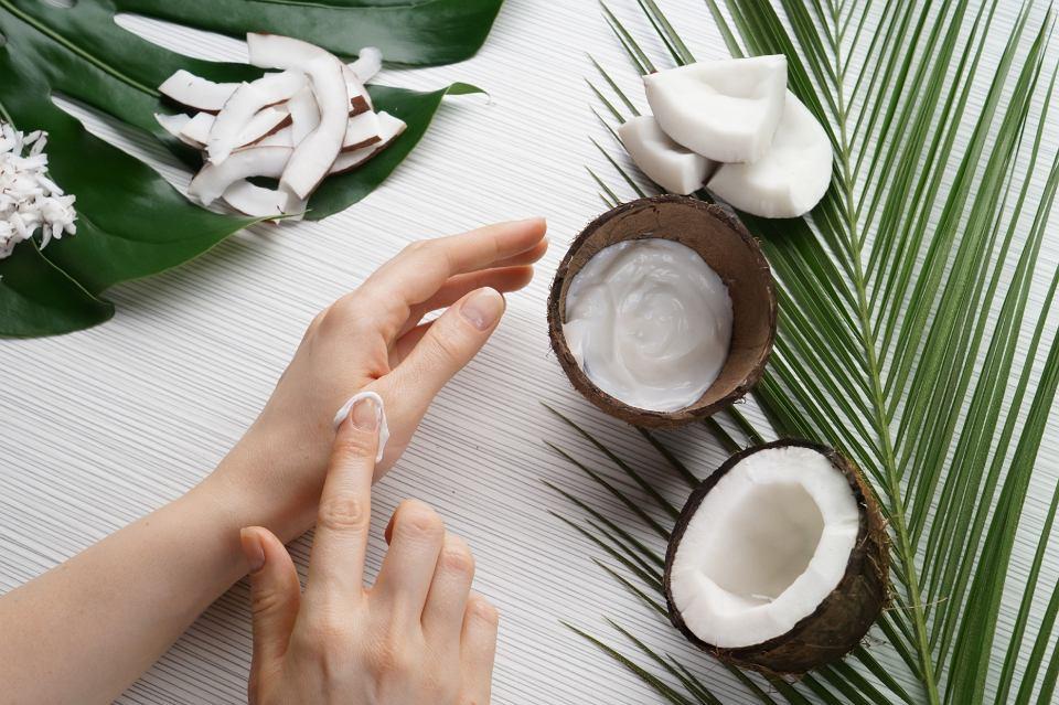 kosmetyki z kokosem