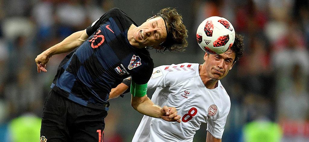 Mecz Dania - Chorwacja
