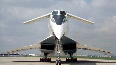 Radziecki samolot pasażerski Tu-144