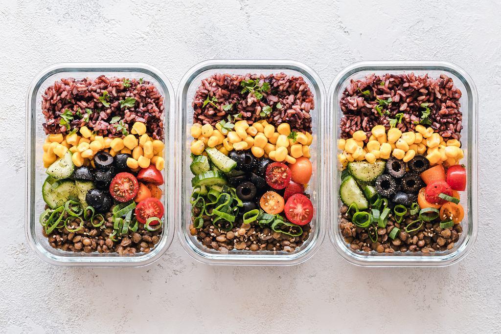 Przykładowe posiłki na diecie roślinnej
