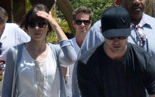 Jessica Biel, Justin Timberlake.