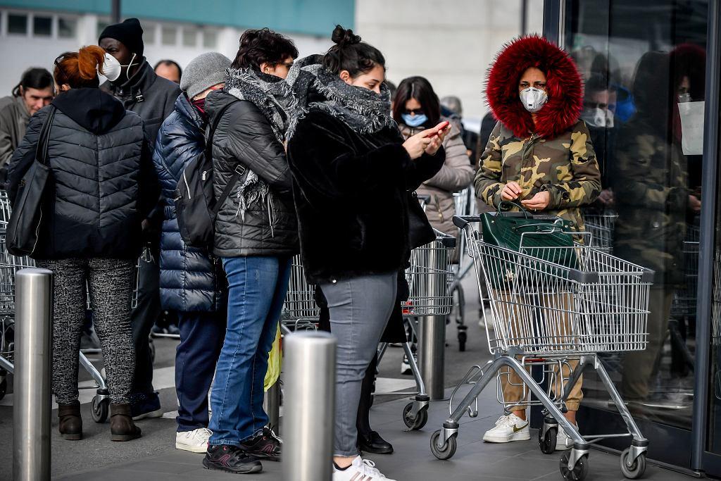 Italy China Outbreak Europe
