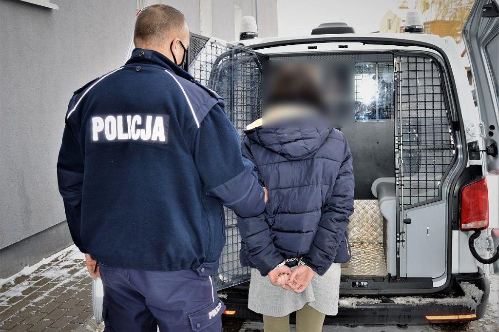 Podejrzani w sprawie rozboju w Tczewie