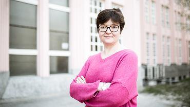 Doktor Agnieszka Chłoń Domińczak. SGH, Warszawa, 17 kwietnia 2019