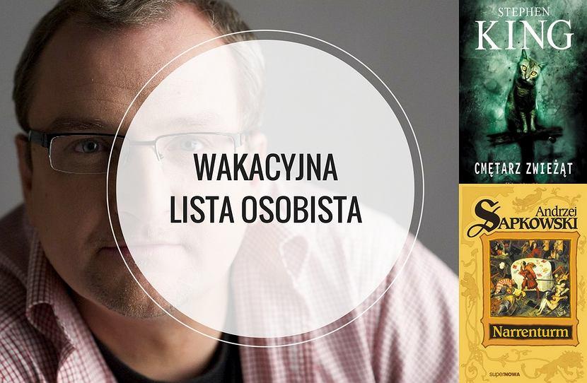 Ciszewski Wakacyjna Lista Osobista