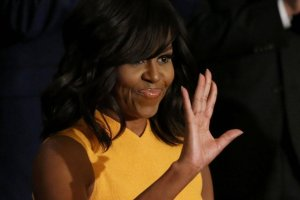 Michelle Obama, żona prezydenta