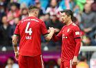 Dramat piłkarza Bayernu Monachium. Robert Lewandowski wspiera kolegę z zespołu