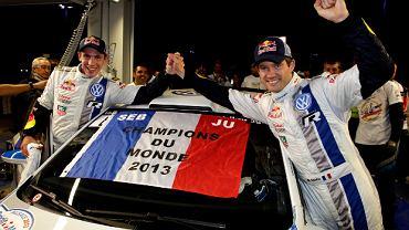 Sebastien Ogier i Julien Ingrassia Rajdowymi Mistrzami Świata
