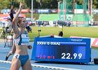 Martyna Kotwiła pobiła rekord Polski, który przez 54 lata należał do Ireny Szewińskiej