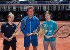 Aktywne lato z Atomówkami, odcinek 1: Tenis ziemny