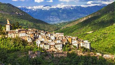 Abruzja we Włoszech