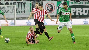 Lechia - Cracovia 1:0. Antonio Colak
