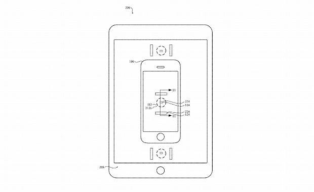 Nowy patent Apple - przesyłanie energii między urządzeniami