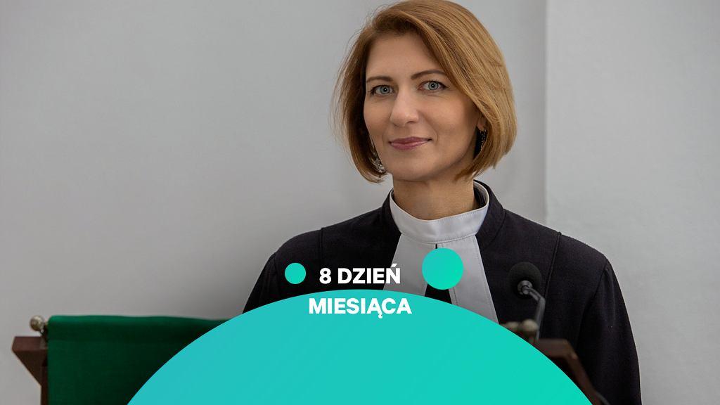 Ks. Monika Zuber, pastorka w parafiach w Starych Juchach i Ełku