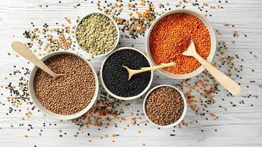 Soczewica jest doceniana za wysoką zawartość białka, niewielką ilość tłuszczu i niski indeks glikemiczny.