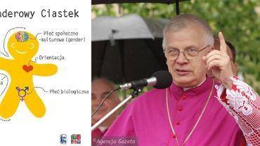 Genderowy Ciastek / abp Michalik