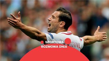 Sportowa rozmowa dnia z Grzegorzem Krychowiakiem