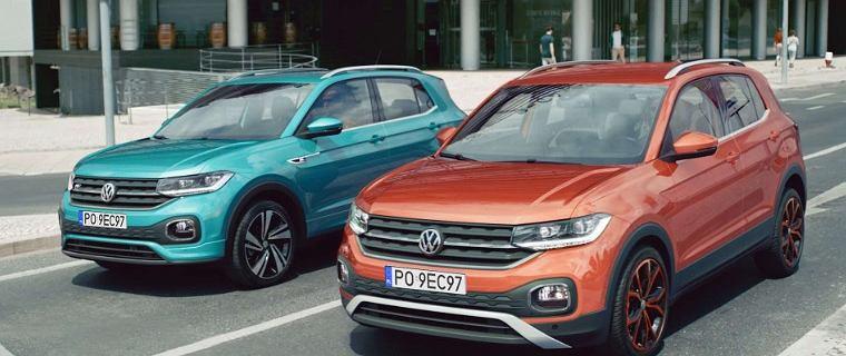 Nowy Volkswagen T-Cross ma szansę zawojować rynek! Cena miło zaskakuje