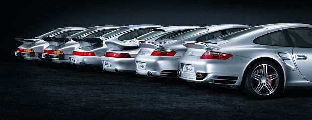 Porsche 911 Turbo | Jak rodziła się legenda
