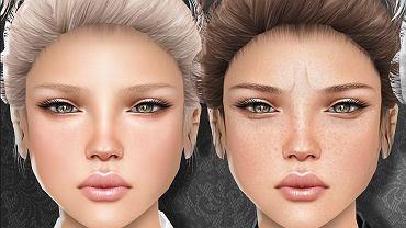 Starzenie skóry twarzy