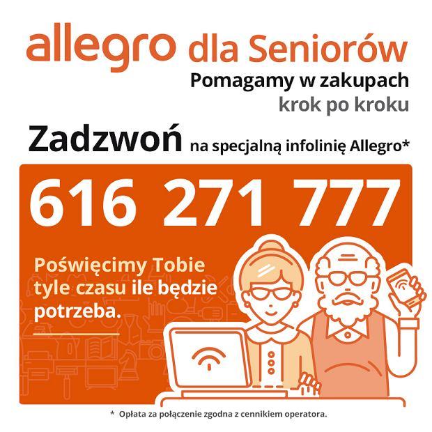 Allegro dla Seniorów