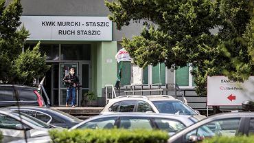 Kopalnia Murcki-Staszic w Katowicach