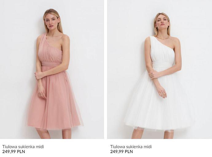 sukienki z Mohito
