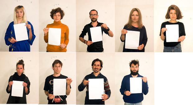 Artyści, którzy wzięli udział w akcji