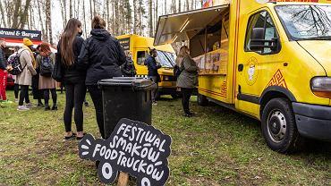 Food trucki zjadą do Gorzowa w cieplejsze majowe dni
