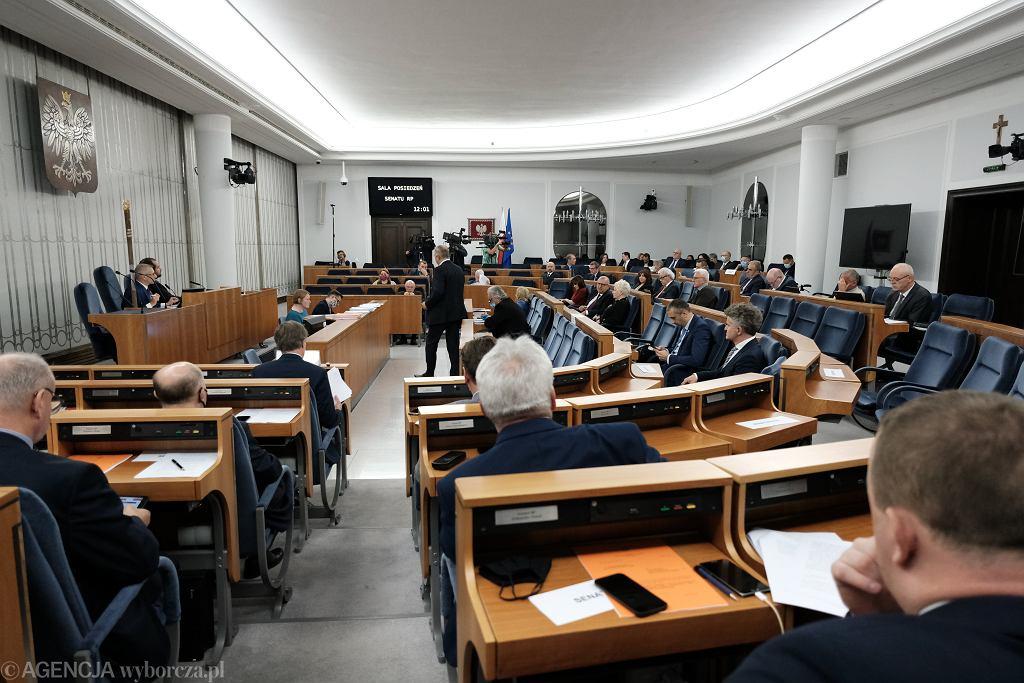 1.06.2020, Senat