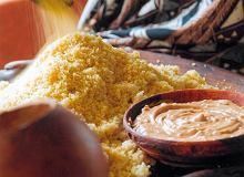 Najprostszy sos z orzeszków ziemnych - ugotuj