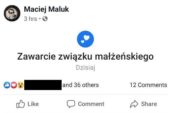 Status Macieja Maleńczuka