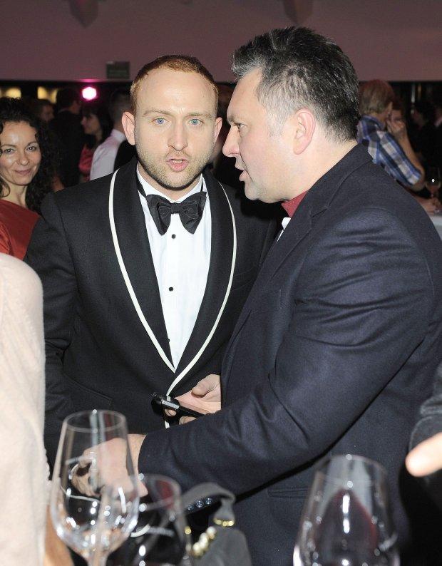 Borys Szyc,i Robert Sowa