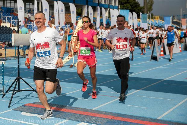 Zdjęcie numer 68 w galerii - PKO Bieg Charytatywny. Na Zawiszy pomagali biegając [ZDJĘCIA]
