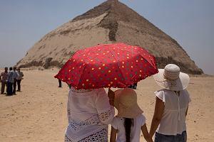 Najstarsze piramidy świata w końcu dostępne dla turystów. Nie można było ich zwiedzać przez 50 lat