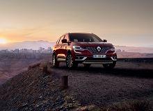 Nowe Renault Koleos - ceny. Duży SUV Renault kosztuje wyjściowo 122 900 zł