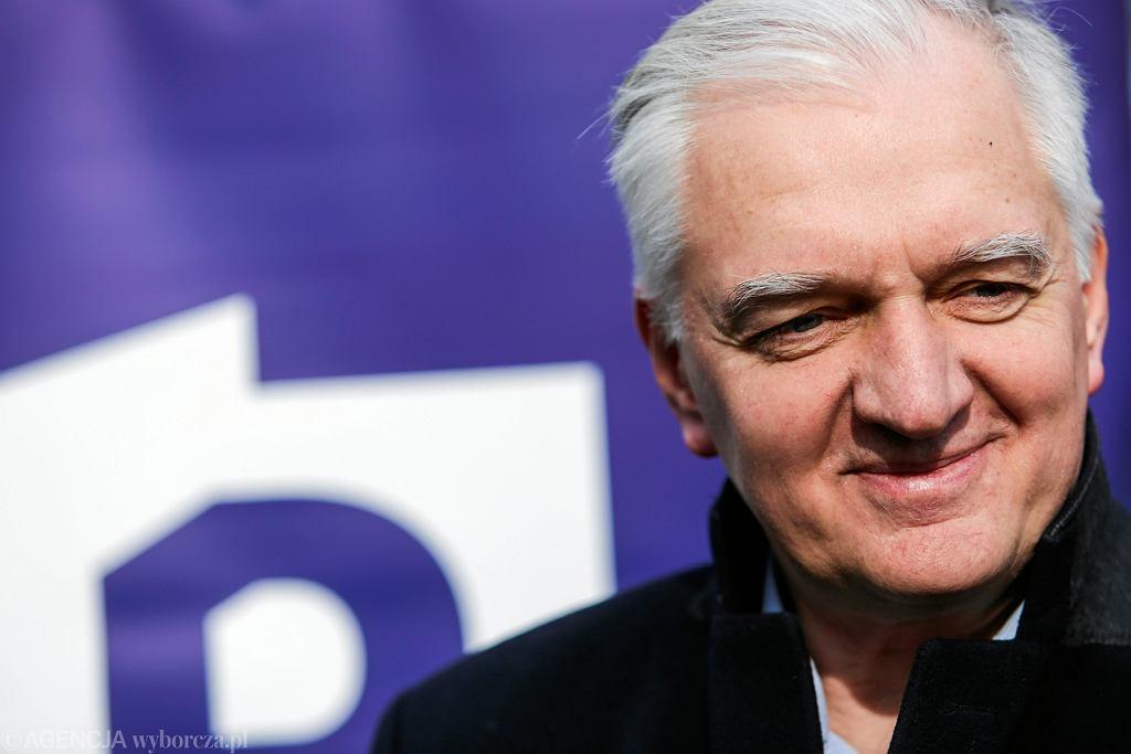 Jarosław Gowin - wicepremier